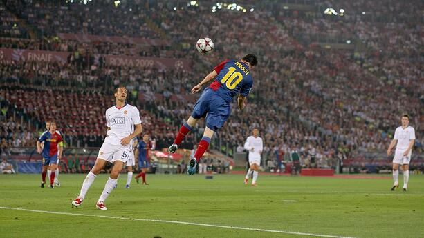 Anatomy of a Classic Goal: Messi soars in Champions League final    theScore.com